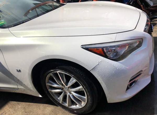 2014-2018 INFINITI Q50 COMPLETE PART OUT!