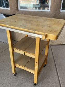 Portable kitchen cart for Sale in Las Vegas,  NV
