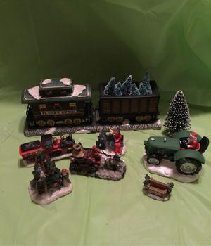 Christmas village for Sale in Moulton, AL