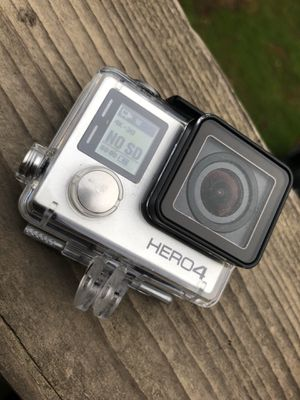 GoPro Hero Silver 4 with Accessories for Sale in Fair Oaks, CA