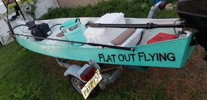 Flat back canoe for Sale in Bartow, FL