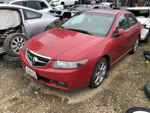 2004-2008 Acura TSX for parts: hood, bumper, headlights, seats & more for Sale in Sacramento, CA