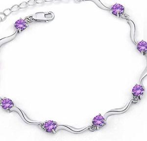 Silver bracelet for Sale in Saint Cloud, FL