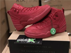 Jordan 12 Red Gym (Size 11 ) - $200 each with Receipts for Sale in Winter Park, FL