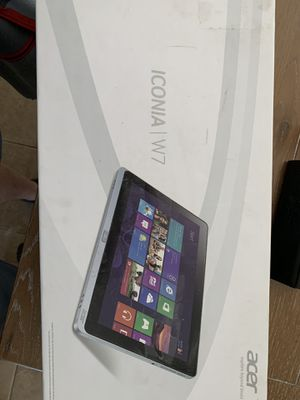 Acer Iconia W7 tablet for Sale in Murrieta, CA