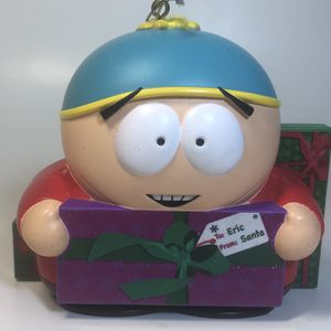 Southpark Cartman Sings Christmas Ornament With Sound for Sale in Cleveland, OH