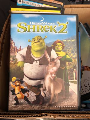 Shrek 2 DVD for Sale in Alhambra, CA