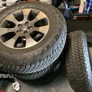 Jeep Wrangler JL (2018) OEM Wheels for Sale in Brooklyn, NY