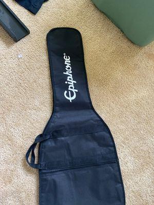 Epiphone guitar bag for Sale in Tacoma, WA