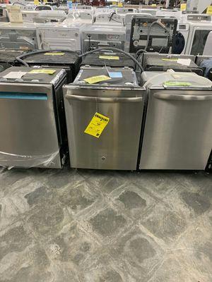 New GE Dishwasher FACTORY WARRANTY for Sale in Hacienda Heights, CA