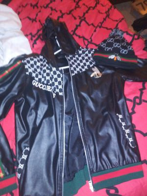 Gucci jacket and hat..BOYCOTTING!! for Sale in Washington, DC