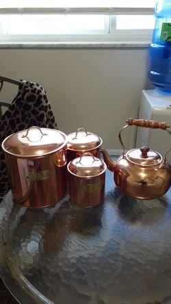 Copper Decor for Sale in St. Louis,  MO