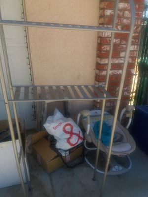 Over the toilet rack for Sale in Palmdale, CA