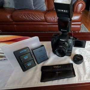 Canon T6S for Sale in Queens, NY