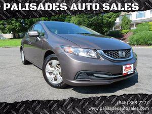 2014 Honda Civic Sedan for Sale in Nyack, NY