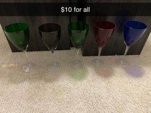 Wine glasss for Sale in Boca Raton, FL
