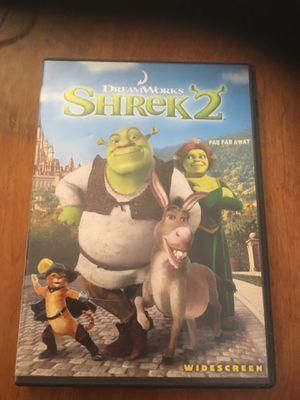 Shrek 2 movie for Sale in Irvine, CA