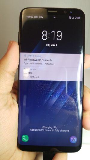 Galaxy S8, Samsung, Unlocked for Sale in Wichita, KS
