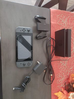 Nintendo Switch Condition is very good just has a couple very lite scratches on back, tested, comes with everything in picture. for Sale in Rancho Cucamonga, CA