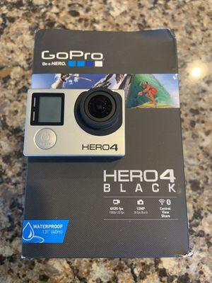 Go Pro Hero 4 Black for Sale in Richland, WA