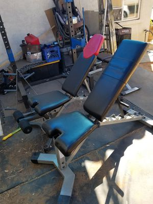 OLYMPIC WEIGHT BENCHES for Sale in Riverside, CA