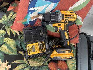 DeWalt 20v Brushless Motor Drill for Sale in Thomasville, NC
