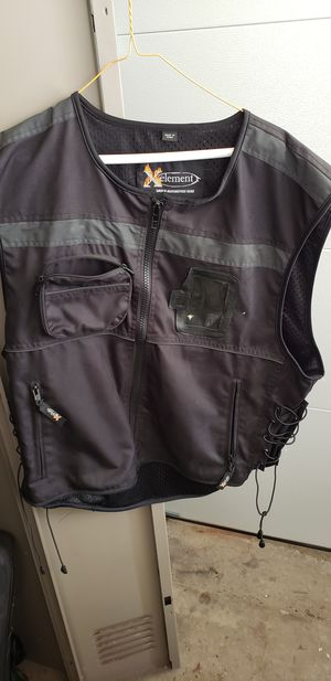 Motorcycle vest for Sale in Plainfield, IL