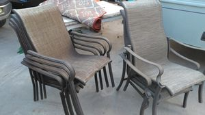 Free outdoor chairs for Sale in Lakeside, CA