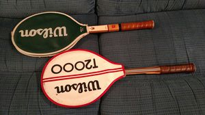 Vintage tennis racket for Sale in Pasadena, MD