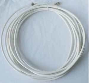 Coax cables R6- 1x25ft, $5 - 1x50?ft, $10. for Sale in Raleigh, NC