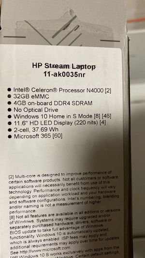 HP laptop for Sale in Mt. Juliet, TN