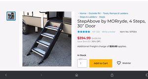 Rv steps for Sale in Salida, CA