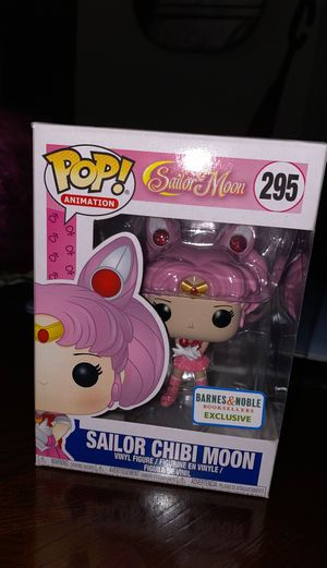 Sailor chibi moon funko pop for Sale in Hialeah, FL