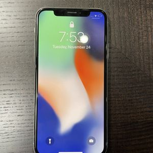 Like New iPhone 10 (X ) In Perfect Condition for Sale in Phoenix, AZ