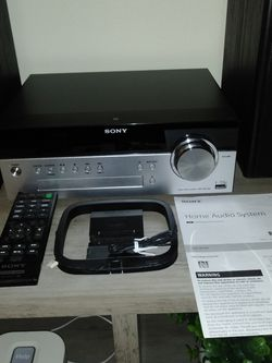 Sony Bluetooth Book self Stereo. New Condition for Sale in Pittsburgh,  PA