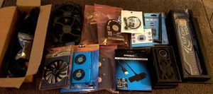 MISCELLANEOUS PC PARTS LOT for Sale in Spring Hill, FL