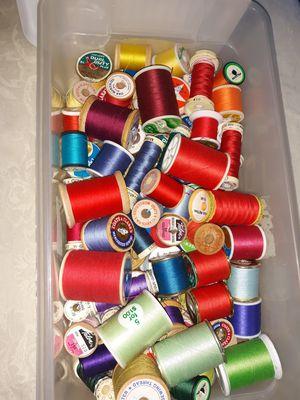 50+ spools of thread *Free* for Sale in Walnut Creek, CA