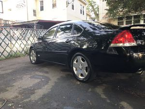 Chevy impala SS low miles 151,597 ...5.4L V8 need gone ASAP 4,200 Best Offer or Trade ... don't be scare shoot me an offer for Sale in West Hartford, CT