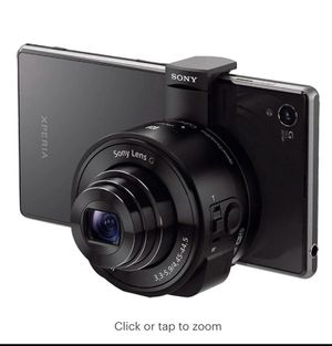 Sony Cyber-Shot DSC-QX10 Camera for Sale in Brooklyn, NY