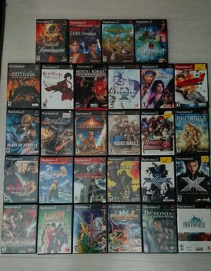 PS2 Game Like New for Sale in San Diego, CA