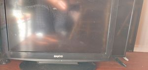 "Sanyo 26"" flat screen TV. Works great no remote. $40 for Sale in Port Acres, TX"
