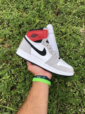 Brand new Jordan 1 smoke grey Size 4 for Sale in Hialeah, FL