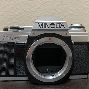 Minolta X-370 Body Only *NOT WORKING, FOR PARTS* for Sale in Los Altos Hills, CA