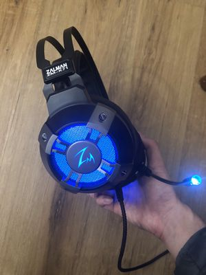 ZM-K71 Gaming Headset for Sale in Seattle, WA