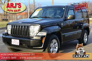 2012 Jeep Liberty Sport for Sale in Cleveland, OH