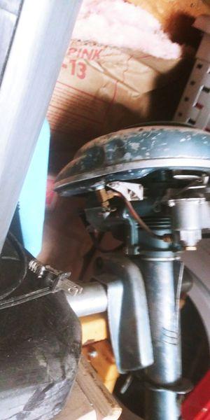 Boat motor 71/2 hp for Sale in Castro Valley, CA