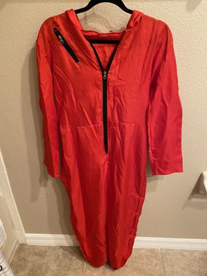 Casa de Papel, Money Heist Costume and Mask for Sale in Kissimmee, FL