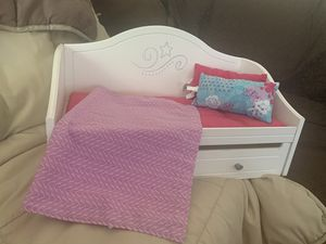 Doll bed, American girl for Sale in Gardena, CA