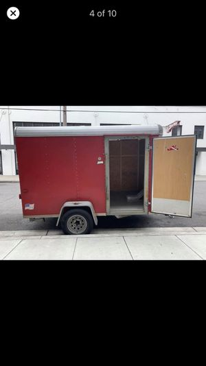 Enclosed trailer 10x6. for Sale in Portland, OR