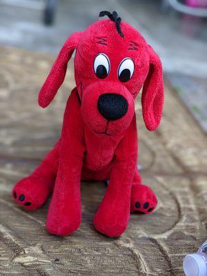 NEW Clifford big red dog plush toy stuffed animal for Sale in Sarasota, FL
